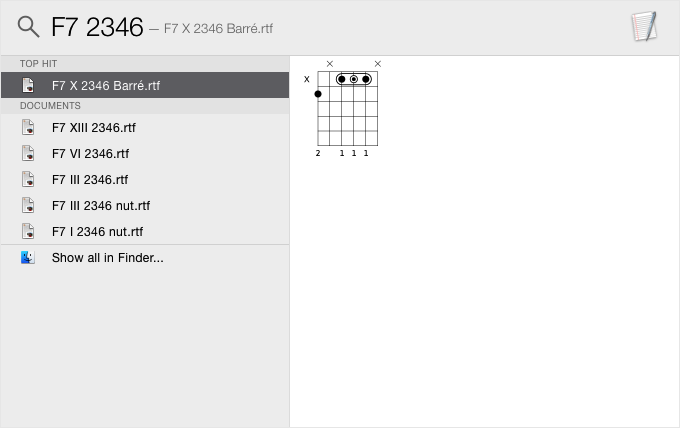 Chords and Scales Library