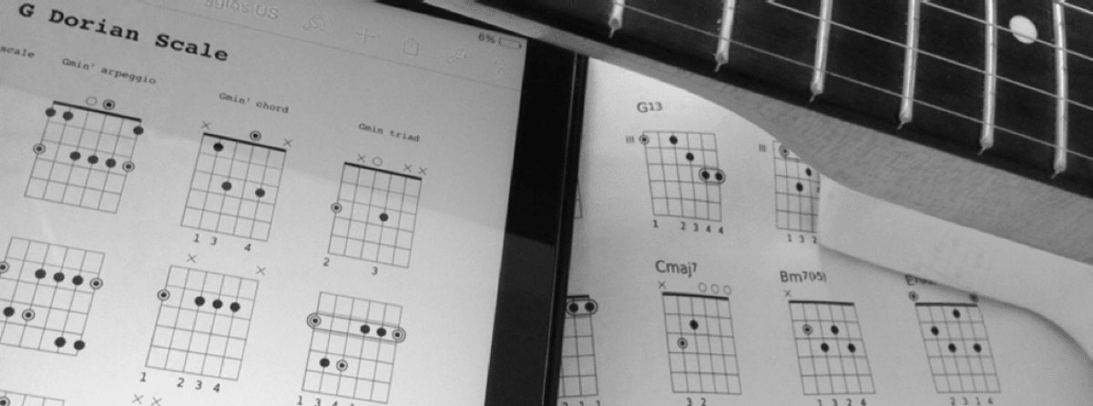 Chords And Scale Diagrams In Macos